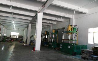Manufacturing Dept-Press machine