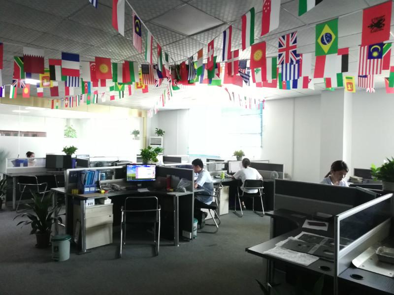 Overseas Sales Team of TV mount and fish hook