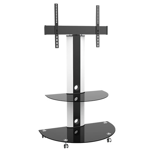 Mobile TV Trolley Stand